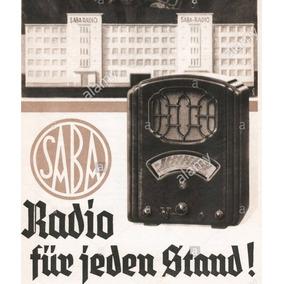 Esquemas Para Serviço De Rádios Saba