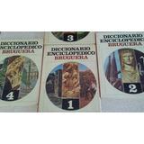 Enciclopedia Diccionario Enciclopedico Bruguera 16 Tomos