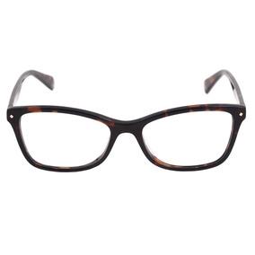 Óculos De Grau Feminino Polaroid Pld D320 086 Lente  5,3 Cm 6acafda0be