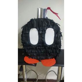 Piñata Mario Bross Bomba