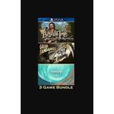 Juegos Para Ps4 Grim Fandango Bard Tale Inner Space Seriales