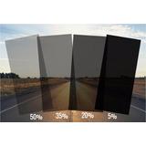 Papel Polarizado Antirayas 30m X 50cm Autos Casas Oficinas