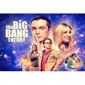 The Big Bang Theory - 9 10 11ª Temporada Completas Dublado
