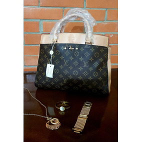 37e3addd1 Bolsa Louis Vuitton Diseño Clasico - Bolsas Louis Vuitton Sin cierre ...