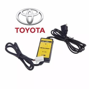 Adaptador Interface Usb Aux Toyota Corolla Camry Rav4 Hillux
