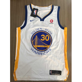 4c42a04abf Camisa Golden State Warriors Oficial - Curry