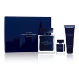 Perfume Importado Narciso Rodriguez Bleu Noir Set Edt