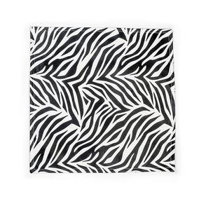 Forro Para Cojín Cebra- Colección Serengeti (mz) 45 X 45cm