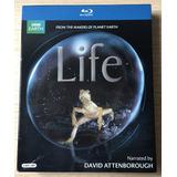 Life - Richard Attenborough - Box 4 Blu-rays Imp. (região 2)