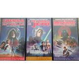 Trilogia Star Wars Guerra Nas Estrelas Em Vhs