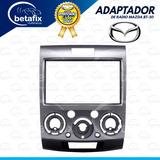 Adaptador Mazda Bt 50 2din. Betafix Ec