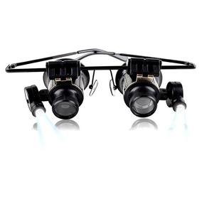 b763c2fb4ea83 Oculos Lupa Lente De Aumento 20x Com Led - Lupas no Mercado Livre Brasil