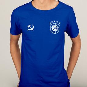 Camisa Comunismo - Camisa Masculino no Mercado Livre Brasil becb867399217