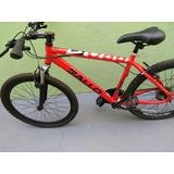 Bicicleta Gallo Aluminio Pro G Aero - Aro 26