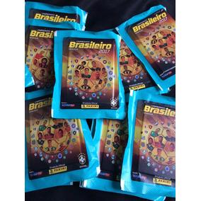 Brasileirão 2017 (40 Pcts C/5cromos) Mais De 199 Figurinhas