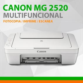 Impresora Canon Pixma Mg2520