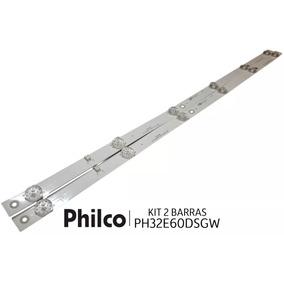 Kit Barras De Led Tv Philco Ph32e60dsgw Ph32e60