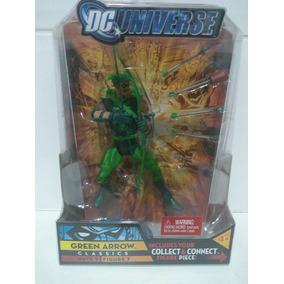 Dc Universe Classics Arqueiro Verde Green Arrow Liga Justiça