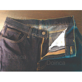 Jeans 3 Triple Costura Uniformes Seguridad Industrial