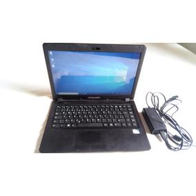 Notebook Megaware Slim Black