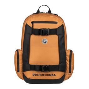 Mochila Dc Shoes Surf Preto Branco Notebook Skate Bag - Calçados ... 99fcec9f154