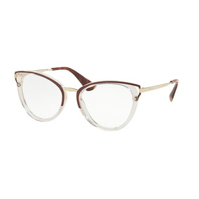 e8cdc04dc5e2d Micro Link Marrom Armacoes Prada - Óculos no Mercado Livre Brasil