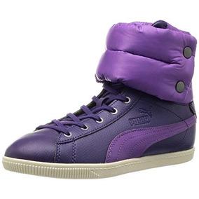 Calzado Botas Puma Dama Glyde Violeta Talles Del 36 41 7edb2a2ec12b0