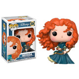 Funko Pop Merida 324 - Disney