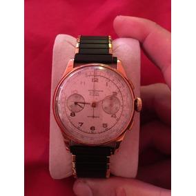 d1568a4fcb60 Reloj Cronografo Antiguo - Relojes Clásicos de Hombres en Mercado ...
