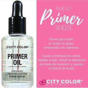 Primer En Aceite City Color/ No Graso E Hidratante