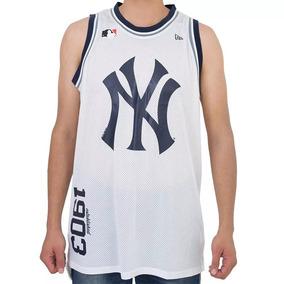 ee94f4428125d Regata New Era Basketball New York Yankees Branca