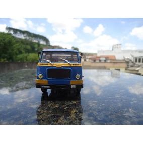 Miniatura De Caminhão Uniq Mz 36 Tca Escala 1;43