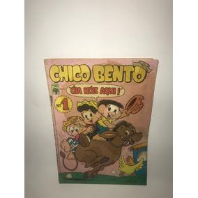 Gibi Chico Bento Nº1 Oia Nois Aqui! - Editora Abril - 1982