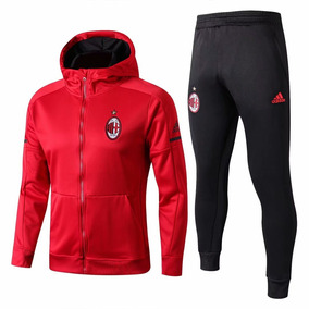 Casaco Adidas Do Milan Italia Masculinos - Casacos no Mercado Livre ... 02fb8f65fb3