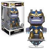 Funko Pop! Avengers. Thanos En El Trono