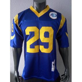 half off c8e8a 6cbfc Jersey Autentico Mitchell Ness De Eric Dickerson La Rams. en ...