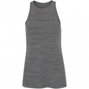 Camiseta Regata Oxer Ice - Feminina - Cor Cinza Escuro 9a87e3a084b