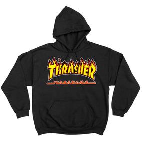 Sudadera Thrasher Flame, Envio Gratis, Thrasher,skateboard