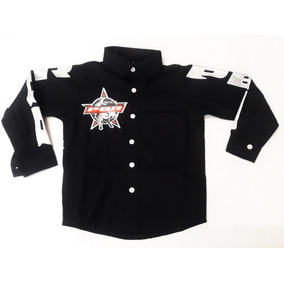 Camisa Rodeio Pbr Brahma - Camisa Manga Longa no Mercado Livre Brasil 5d6ddf06a7d