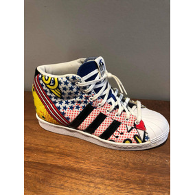 huge selection of 33f76 05a4b adidas Originals Superstar Up W Retro Talla 27 Cm Mujer T421
