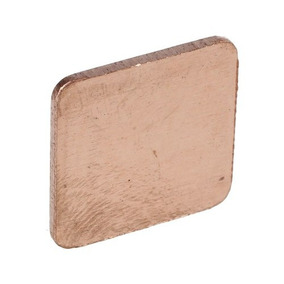 Chapa De Cobre Thermal Pad Bga Notebook Gpu 2cm X 2cm 1.0 Mm