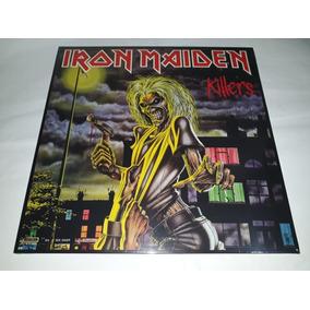 Lp Iron Maiden Killers 180g Novo E Lacrado Eu