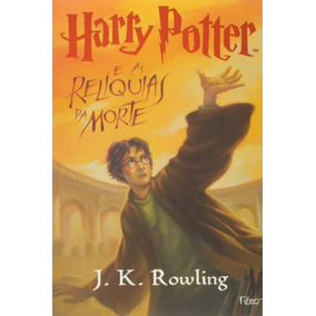 Livro - Harry Potter E As Relíquias Da Morte