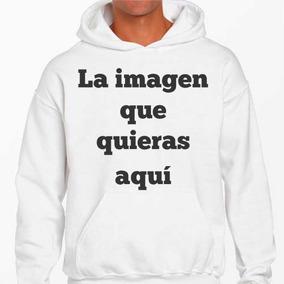 Sudadera Blanca Personalizada La Imagen Que Quieras Con Envi