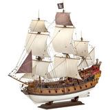 Revell De Alemania Pirate Ship Plastic Modelo Kit