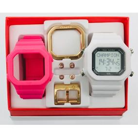 82ab11f41e5 Relogio Digital Champion Yot Unissex - Relógios De Pulso no Mercado ...