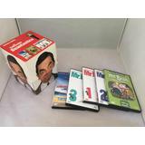 Colección Beantastica Con 5 Dvds De Mr.bean
