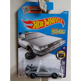 Hotwheels Delorean Time Machine 1/64