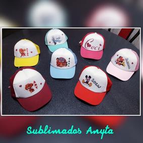 Gorras Personalizadas - Accesorios de Moda para Niños en Mercado ... c14a9e965a4