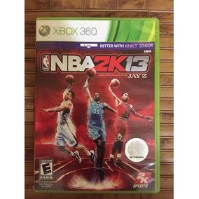 Nba 2k 13 Original P/ Xbox 360 Original